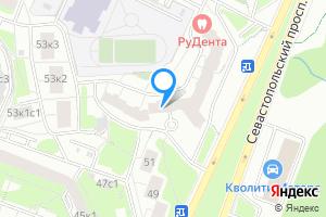Сдается комната в двухкомнатной квартире в Москве м. Беляево, улица Островитянова, 53