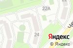 Схема проезда до компании Ронбел в Москве