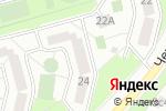 Схема проезда до компании Смартбокс. Автоматические системы в Москве