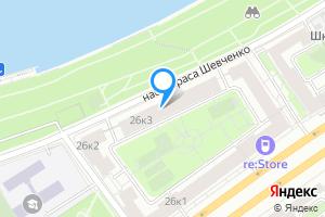 Комната в трехкомнатной квартире в Москве м. Деловой центр, Кутузовский проспект, 26к3