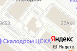 Схема проезда до компании Гарена в Москве