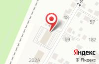 Схема проезда до компании Кабельные муфты СТАНДАРТ в Подольске