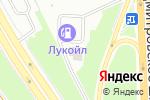 Схема проезда до компании Крытая автостоянка в Москве