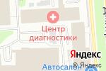 Схема проезда до компании АлкоТрезв в Москве