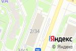 Схема проезда до компании Совет ветеранов войны и труда района Ясенево в Москве