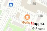 Схема проезда до компании Магазин нижнего белья в Москве