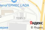 Схема проезда до компании Орех в Москве