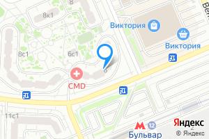 Четырехкомнатная квартира в Москве ул. Адмирала Лазарева, 6