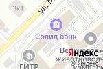 Схема проезда до компании Работа & зарплата в Москве