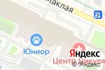 Схема проезда до компании Taekwon в Москве