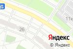 Схема проезда до компании Магазин обуви в Москве