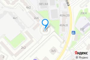 Снять комнату в двухкомнатной квартире в Москве ул. Полины Осипенко, 2к3