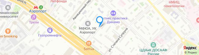 улица Константина Симонова