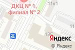 Схема проезда до компании ЭДВАН-фарм в Москве