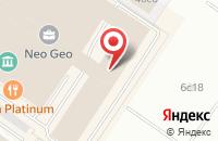 Схема проезда до компании Автомобильная и Медицинская Диагностика-Центр Им.Пилюгина-Холдинг в Москве