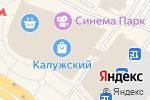 Схема проезда до компании А5 в Москве
