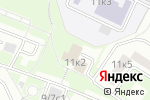Схема проезда до компании Дзен Тай в Москве