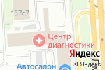 Схема проезда до компании НАВИС в Москве