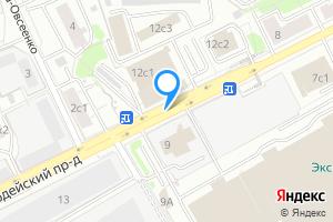 Сдается комната в четырехкомнатной квартире в Москве м. Деловой центр, 1-й Красногвардейский проезд