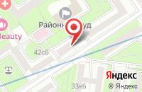 Схема проезда до компании Torex в Белгороде