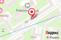 Схема проезда до компании Центр фармацевтического обучения в Москве