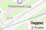 Схема проезда до компании МузДепо в Москве
