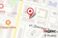 Схема проезда до компании Нуга бест в Подольске