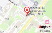 Схема проезда до компании Оздоровление в Подольске