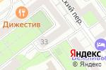 Схема проезда до компании Мастердент в Москве
