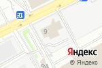 Схема проезда до компании ProEventing Studio в Москве