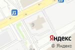 Схема проезда до компании Первая саморегулируемая организация букмекеров России в Москве