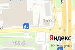 Схема проезда до компании NSS-logistics в Москве