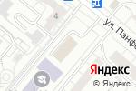 Схема проезда до компании Отдел МВД России по Ломоносовскому району г. Москвы в Москве