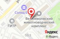 Схема проезда до компании Интер-Инфо в Москве