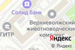 Схема проезда до компании МастерВижн в Москве