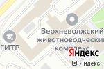 Схема проезда до компании ComSport в Москве