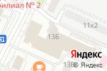 Схема проезда до компании Хозяйственный в Москве