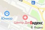 Схема проезда до компании Облако Оорта в Москве