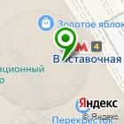 Местоположение компании М-Логос
