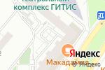 Схема проезда до компании Автомойка на ул. Академика Пилюгина в Москве