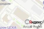 Схема проезда до компании AB Development в Москве