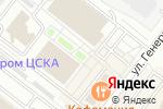 Схема проезда до компании Prosto toys в Москве