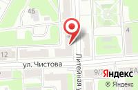 Схема проезда до компании Кроха в Подольске