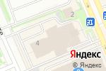 Схема проезда до компании Ажур в Москве
