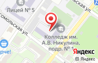 Схема проезда до компании Шатура в Подольске