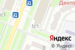 Схема проезда до компании Юнитурс Отдых в Москве