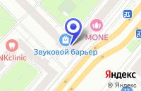 Схема проезда до компании ПТФ БАДОЛА ЛЭНД в Москве