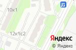 Схема проезда до компании Рэт в Москве