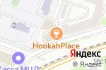 Схема проезда до компании Мед-Аудио в Москве