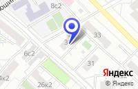 Схема проезда до компании ПРЕДСТАВИТЕЛЬСТВО В РОССИИ АВИАКОМПАНИЯ НАЦИОНАЛЬНЫЕ АВИАЛИНИИ в Москве